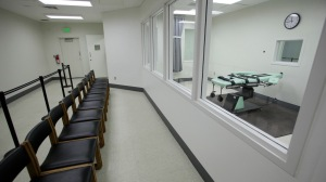 California Executions Death Chamber